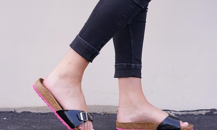 137657ab61c7ab BIRKENSTOCK Madrid Birko-Flor Sandals