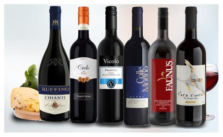 12 Bottles Italian Red Wine Sampler 66fbc7e2-8242-4a6d-a58a-ee3dccabf2ca