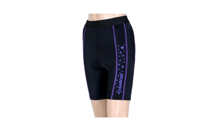 Elite Women Compression Short Base Layer Skin Shorts