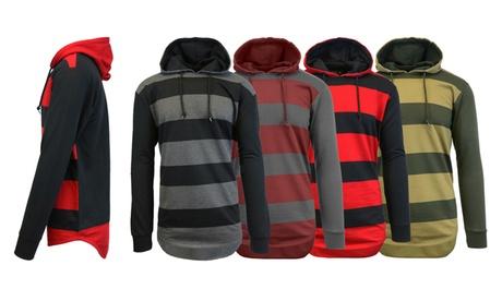 Men's Striped Pullover Hoodies feb8ead7-1c5e-46c3-ad05-abac993baa41