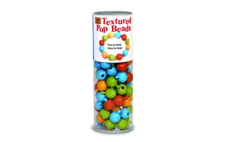 The Pencil Grip Dbd965 Textured Pop Beads 100 Ct Tube 1c2730c1-f1a4-4dc5-a0c8-e3391f383376