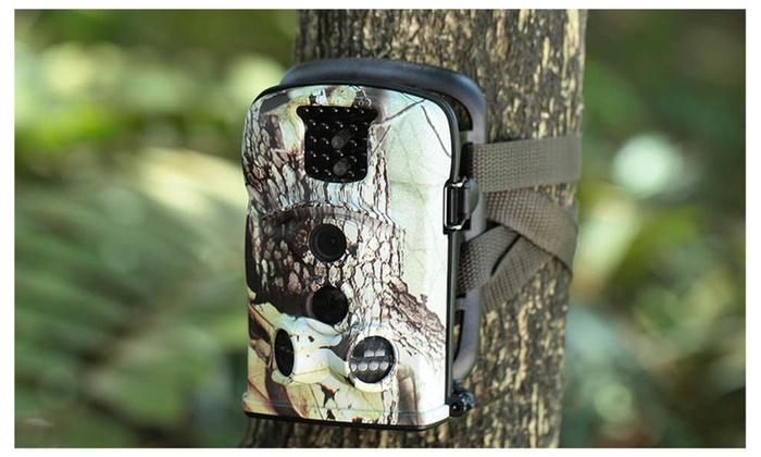 Wi-Fi Scouting Wildlife Hunting 12MP 1280HD Digital Camera