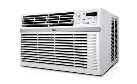 Factory Refurbished LG LW1215ER 12,000 BTU AC Unit W/ Remote photo