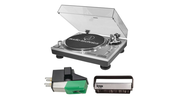 Up To 23 Off On Audio Technica At Lp120 Usb D