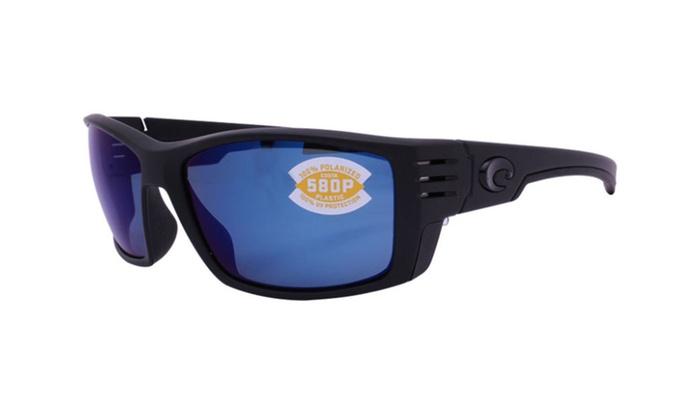 2651fad9f6d Costa Del Mar Cortez CZ 01 OBMP Blackout   Blue Mirror 580P