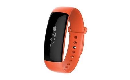 Smart Bracelet Heart Rate Blood Pressure Monitor Waterproof Watch 6cec76a0-3ba6-404a-926e-fe056405348e