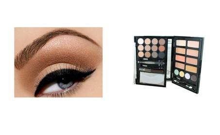 24 Colors Concealer & Eyebrow Duo Makeup Beauty Box Kit 3c925639-574e-4037-8c09-52008eff921b