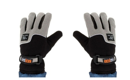 Superior Thermal Motorcycle Ski Snow Snowboard Gloves 90bb90ca-7b57-4847-ab87-b3f795193106