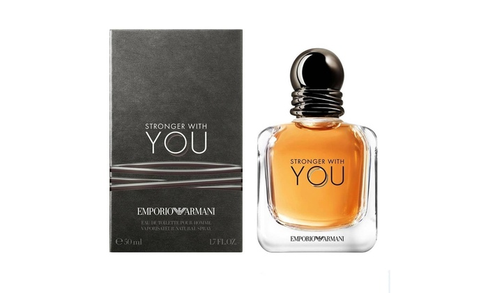 74d3275c97 Up To 54% Off on Emporio Armani Stronger With ... | Groupon Goods