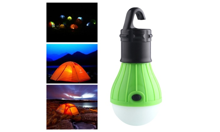 Eco Orb Battery-Powered Tent Light