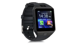 "DZ-09 1.5"" TFT HD Touch Screen MTK6260A 1.3MP Bluetooth Smart watch"