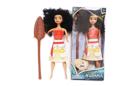 """11"""" Princess Moana Adventure Doll Action Figure Toy for Kids Gift bae45dd5-0ff4-4d2a-8736-3298b4bf1e6a"""