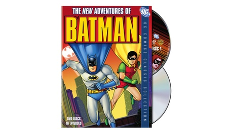 New Adventures of Batman, The: The Complete Series (DVD) 3fdde58b-6499-4546-a4eb-03a2f4954f50