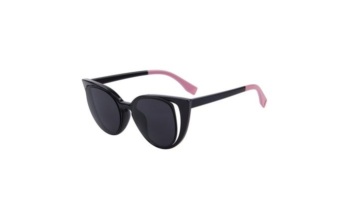 Retro UV Protection Cat Eye Sunglasses For Women