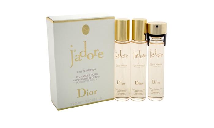 deab085e Christian Dior J'adore Women EDP or EDT Spray | Groupon