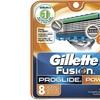 Gillette Fusion Proglide Razor Blade Cartridges