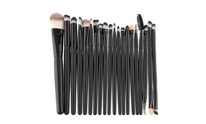 Makeup Brushes Set Professional (20 pcs) BrushCandy
