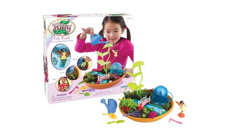My Fairy Garden Toy Tree Lily Pond 3e9c08be-0753-4658-adf3-99e6500d6564