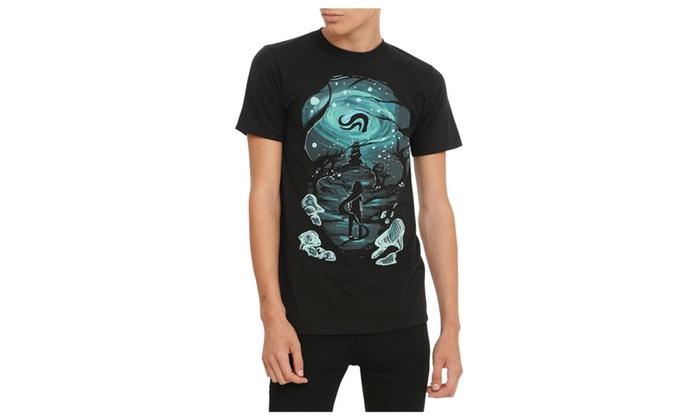 3T-Tshirt: Homestuck Breath Walks Men's T-Shirt