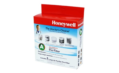 Honeywell HRF-AP1 Filter A Universal Carbon Pre-filter, Pack of 1 b648de62-0ad4-49cb-886b-0563b1be2c8c