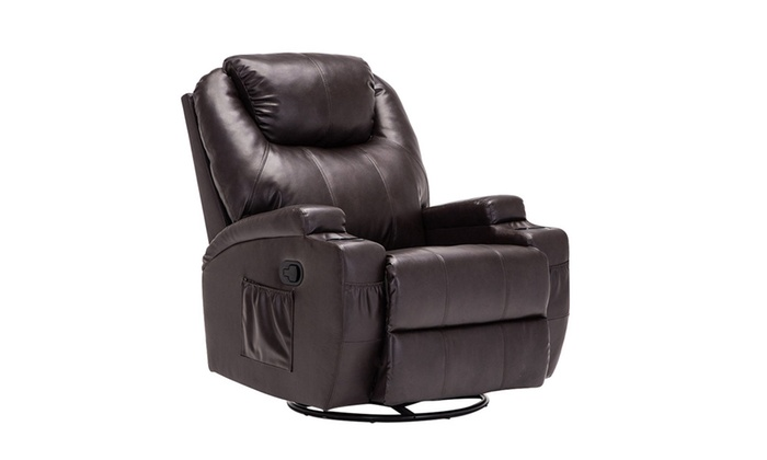 Incredible Massage Recliner Leather Sofa Chair Ergonomic Lounge Heated Bralicious Painted Fabric Chair Ideas Braliciousco