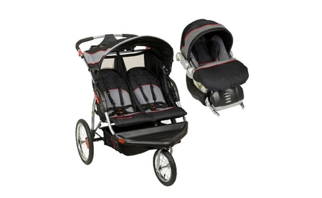 Baby Trend - Double Jogger, Millennium f35931a0-ad93-400c-bf84-1dedd92ad0cf