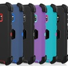 Samsung Galaxy S9 / S9 Plus Protective Shockproof Case Cover w/ Clip