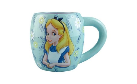 Westland Giftware Home Drinkware Alice Mug - 14 Oz 664bd43f-d1cf-4b7e-a8e1-9a295c33039a