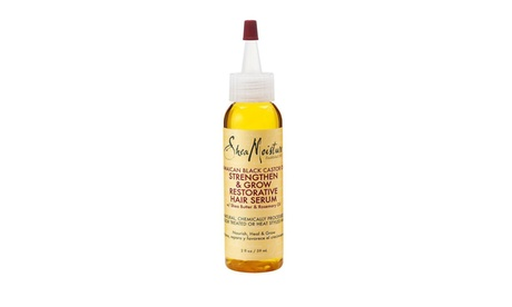 Shea Moisture Jamaican Black Castor Oil Hair Serum, 2 oz