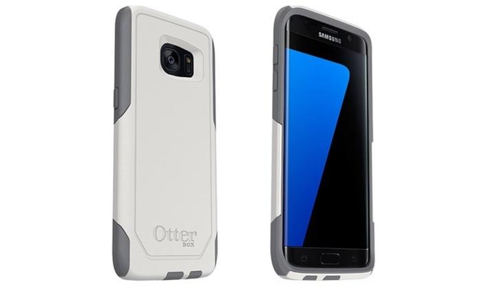 Galaxy S7 Edge Otterbox Commuter Case