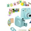 Fujifilm Instax Mini 9 Instant Film Camera with Accessories Bundle