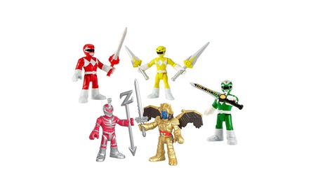 Fisher-Price Imaginext Power Ranger Battle Pack d7b3e707-6930-4ccf-a2df-8ee78491e046