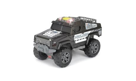 Dickie Toys - Light and Sound Motorized Police Unit Vehicle 7fbf7ca6-7e3b-4be5-ba7c-c3e50118e3b3