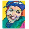 Pat Saunders-White Koko Vivienne Canvas Print