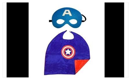 Captain America Cape 9a90b42c-da00-4b72-a389-34ae0116283b