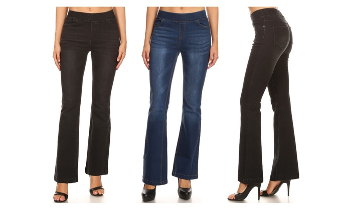 Up To 64% Off on Women's Casual Pull-on