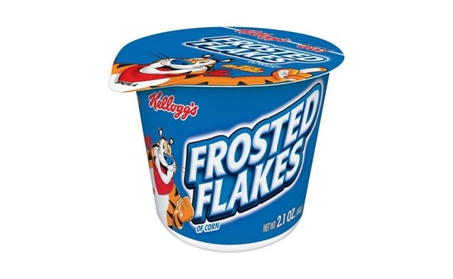 Kellogg's Frosted Flakes Cereal in a Cup 2 oz. Cup 12 ct c28d846e-3655-4db8-9195-2c141a427087
