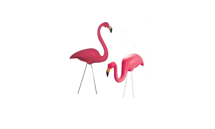 Union Products 62360 Tall Pink Flamingos 18