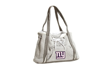 New York Giants Hoodie Purse (Goods Women's Fashion Accessories Handbags) photo