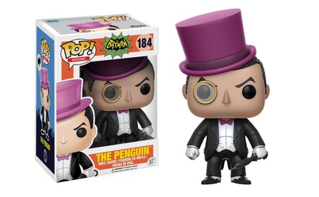Funko Pop! Heroes The Penguin Vinyl Figure #184 c8d07ea6-089e-48c4-9472-05aa28b37be3