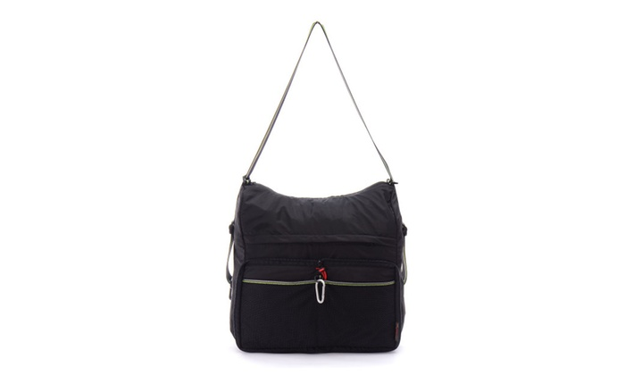 Foldable Lightweight Crossbody Bag for Gym Sports Outdoor