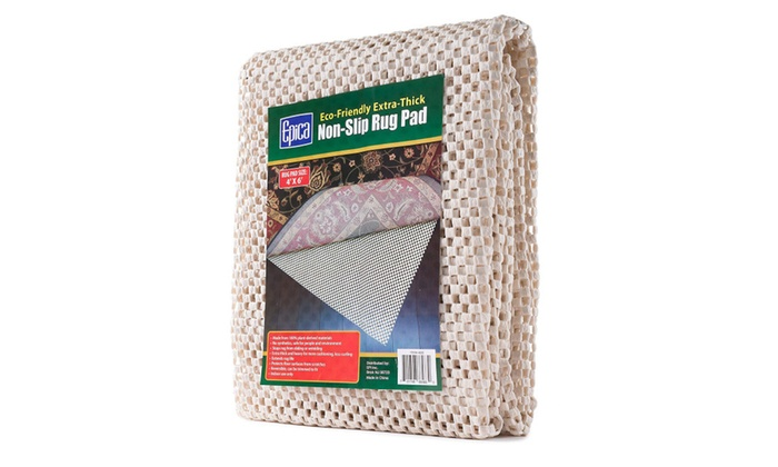 Extra Thick Non Slip Area Rug Pad