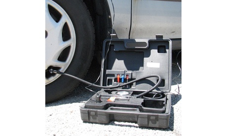 Stalwart Portable Air Compressor Kit w/ Light 08169f7f-b2ef-40a3-869c-bc76172b1bd1