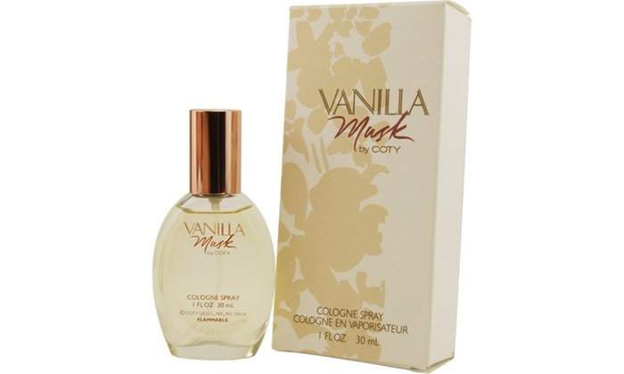 Groupon Goods: Vanilla Musk 1 Oz Cologne Sp