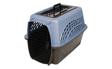 Petmate Two Door Top Load Kennel 92132bfb-c239-42d3-92ab-51b455386129