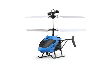 Mindkoo Flying Mini RC Infrared Induction Helicopter Aircraft Kid Toys 69bbe690-7623-42e2-a646-ebe0957586dd