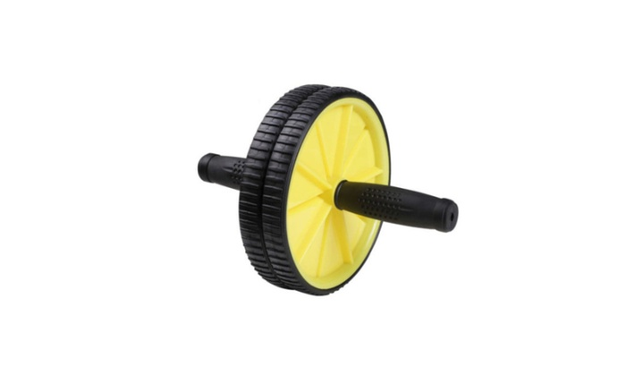 Workout Exercise Fitness Wheel For Abs Abdominal Roller