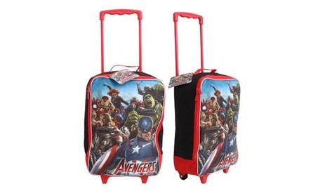 "Marvel Avengers Rolling Pilot Case Case Luggage -18""H 50575a91-827d-4a79-8a93-0fca5b3897a1"
