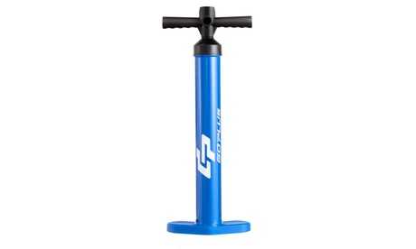 SUP Hand Pump Max 29 PSI Double Action Manual inflation High Pressure with Gauge