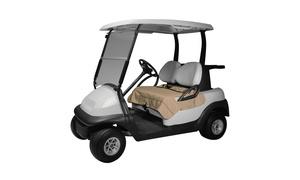 Classic Accessories Fairway Golf Car Seat Blanket, Navy